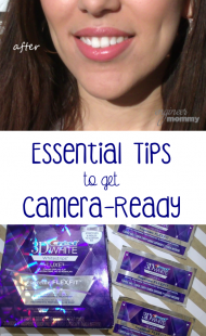 Essential Tips to Get Camera-Ready