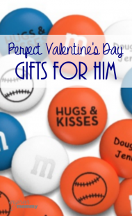 Perfect Gifts for Him on Valentine's Day