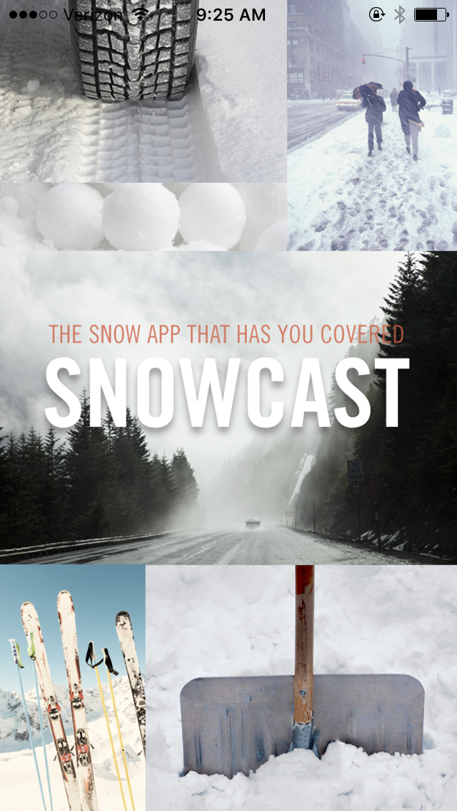 SnowCast