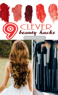 9 Clever Beauty Hacks