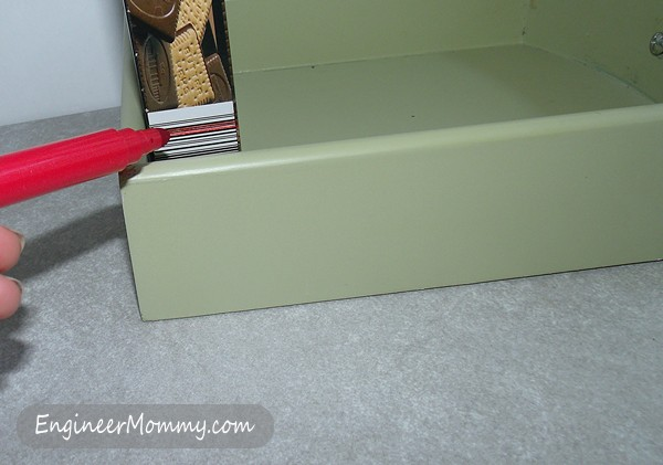 DIY Drawer Organizers