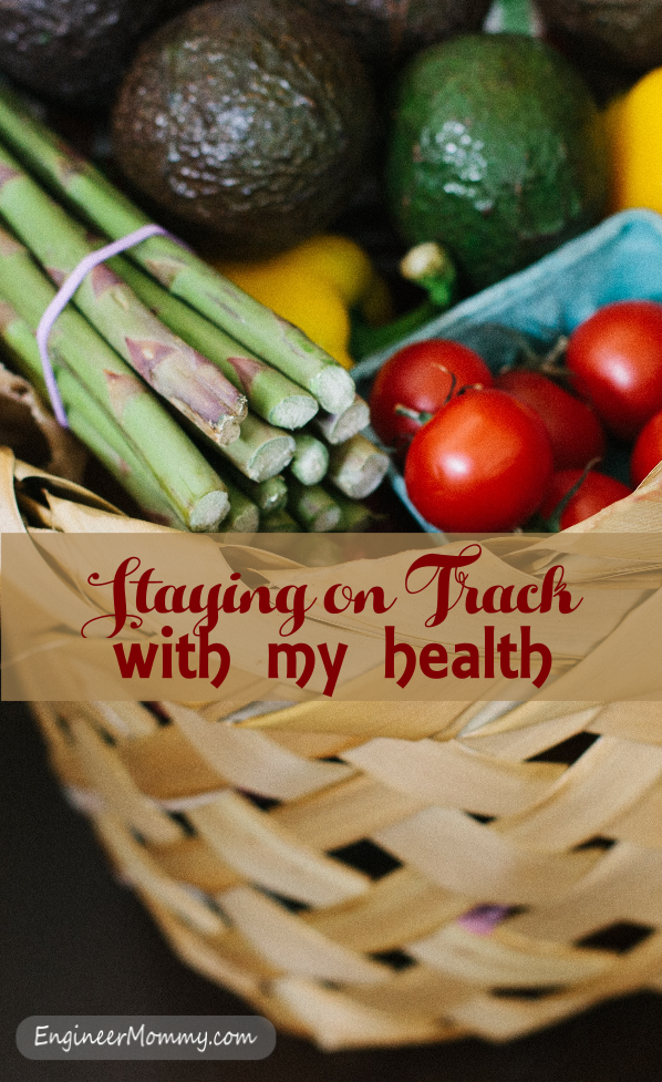 Staying on Track with my Health