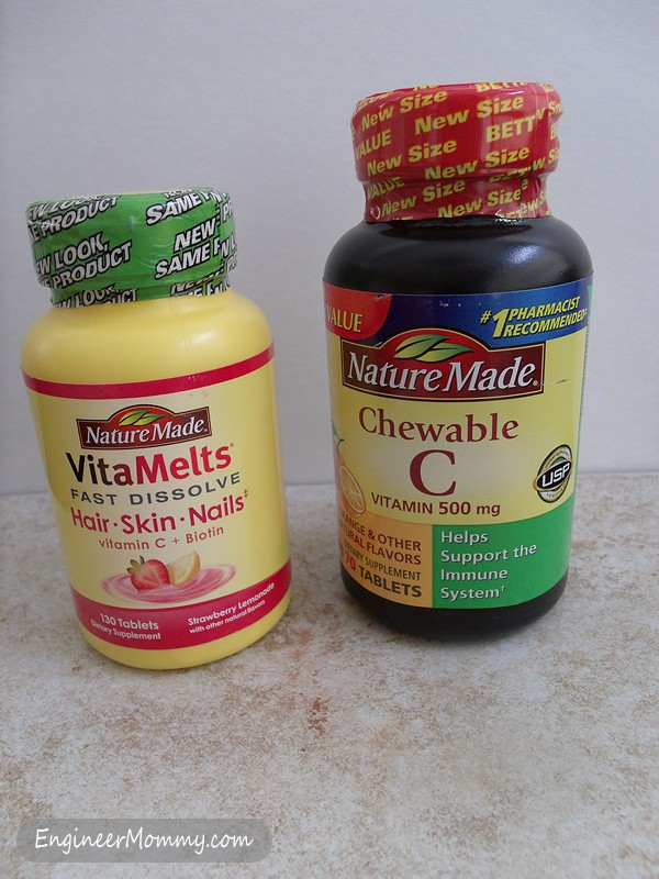 Nature Made® Vitamins