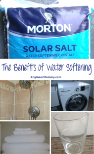 The Benefits of Water Softening