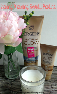 Spring Morning Beauty Routine