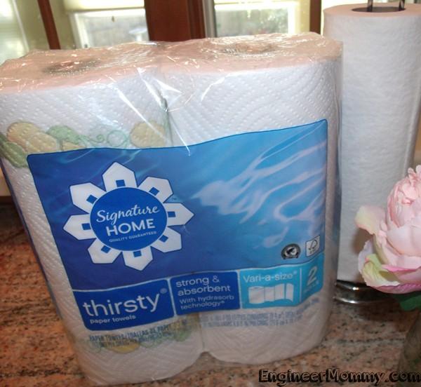 Signature Home™ Paper Towels