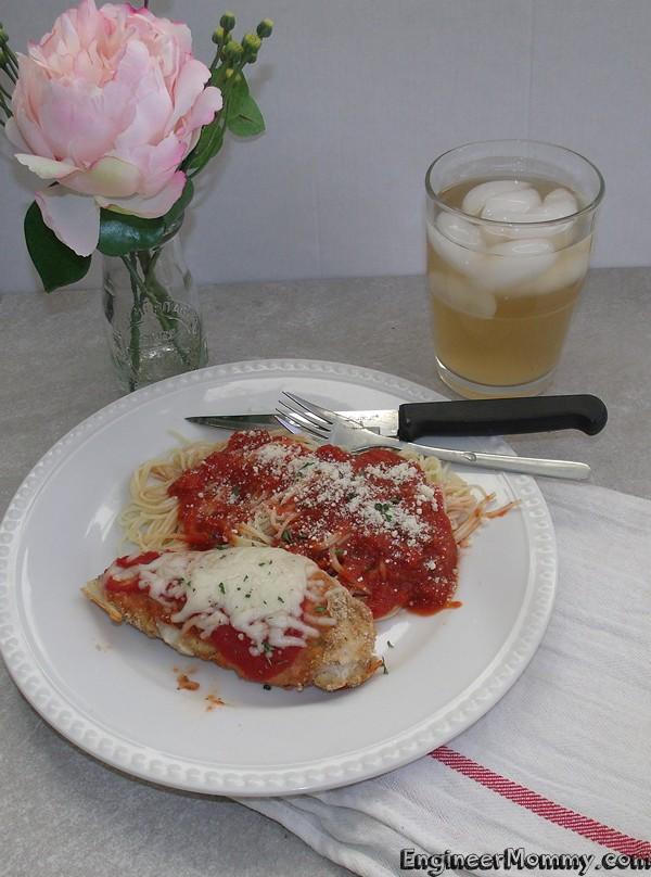 My Signature Recipe: Breaded Chicken Parmesan