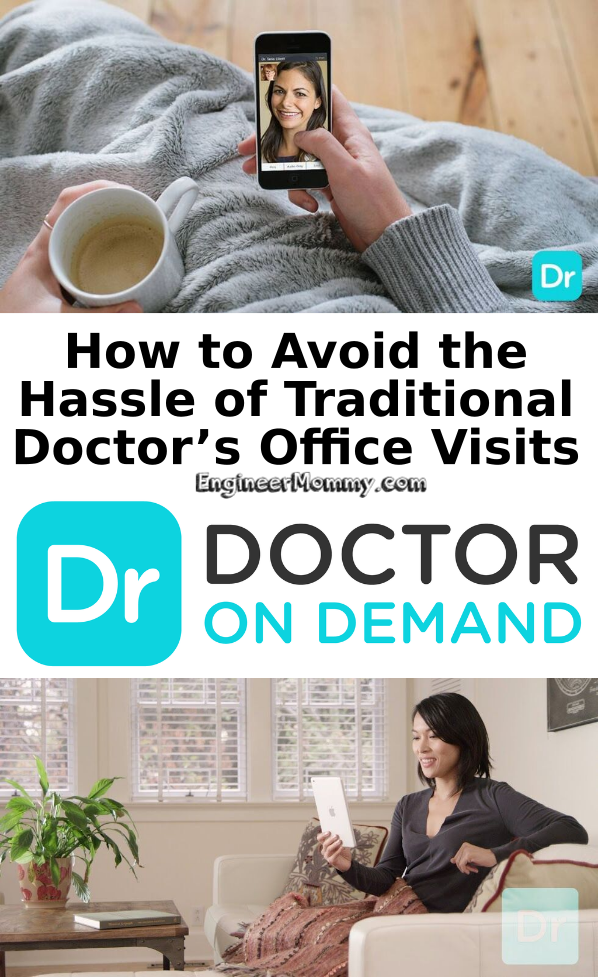 How to Avoid the Hassle of Traditional Doctor's Office Visits
