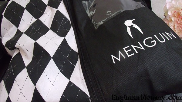Renting a Tux with Menguin