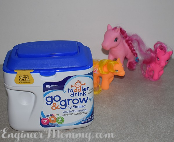 Go & Grow by Similac® Milk Based Powder