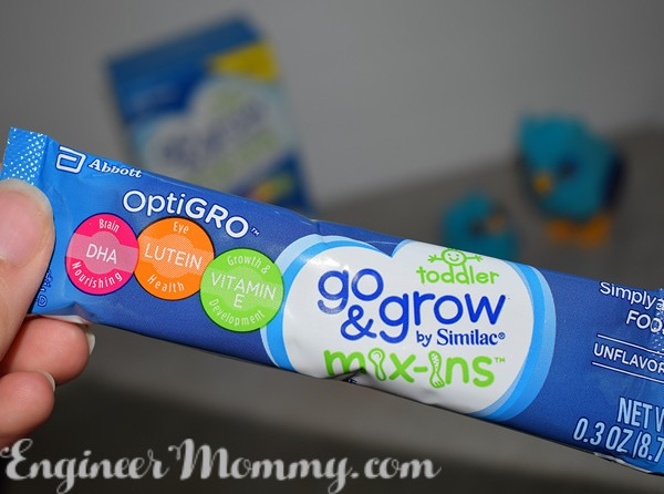 Go & Grow by Similac® Food Mix-Ins™