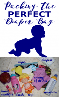 Packing the Perfect Diaper Bag