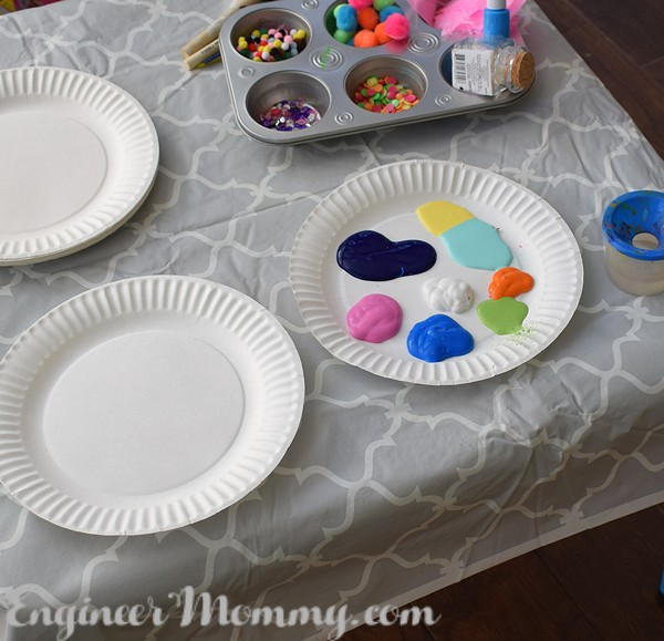 An Easy After-School Craft & Snack Idea