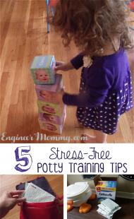 5 Stress-Free Potty Training Tips
