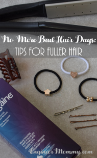 No More Bad Hair Days: Tips for Fuller Hair
