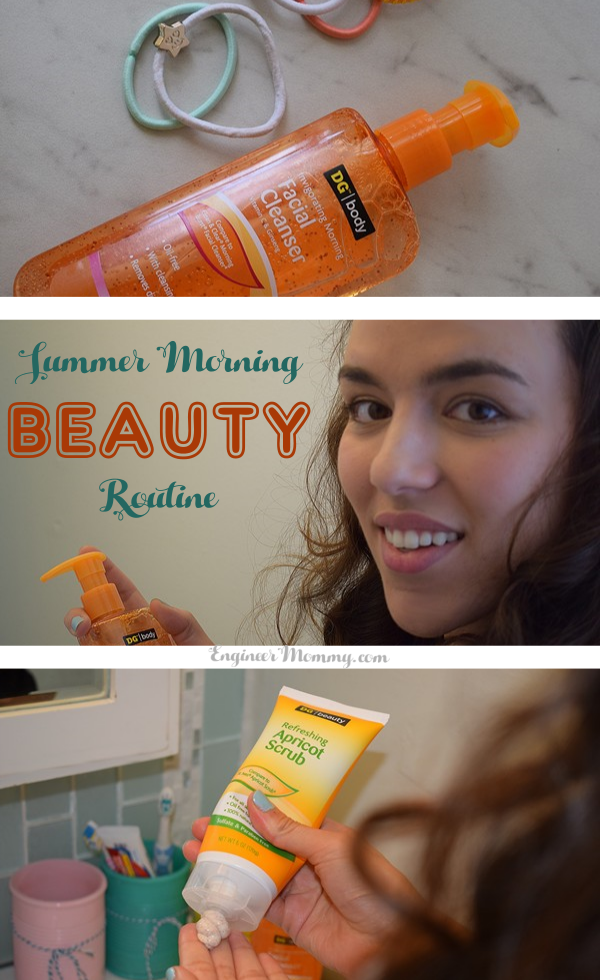 Summer Morning Beauty Routine