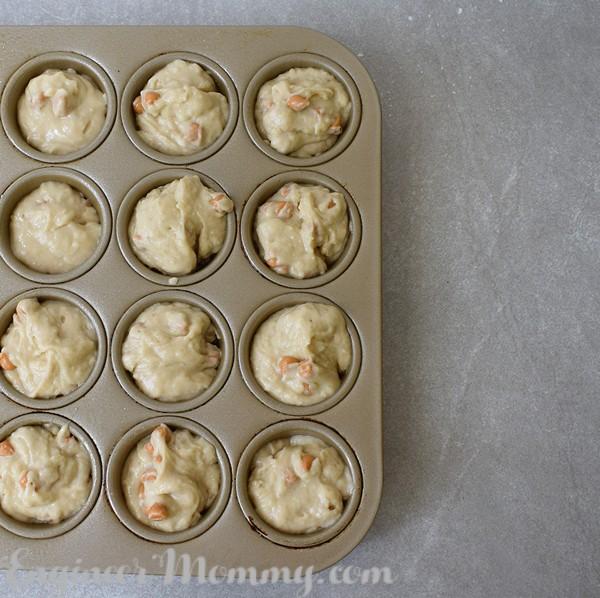 Butterscotch Muffins: Recipe