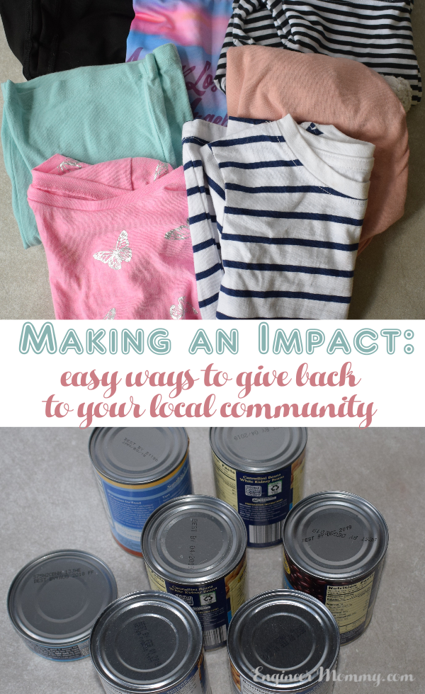 Making an Impact: Easy Ways to Give Back to your Local Community