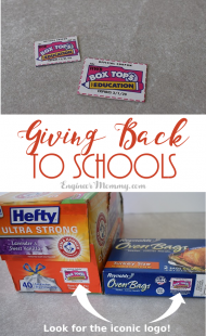 Giving Back to Schools