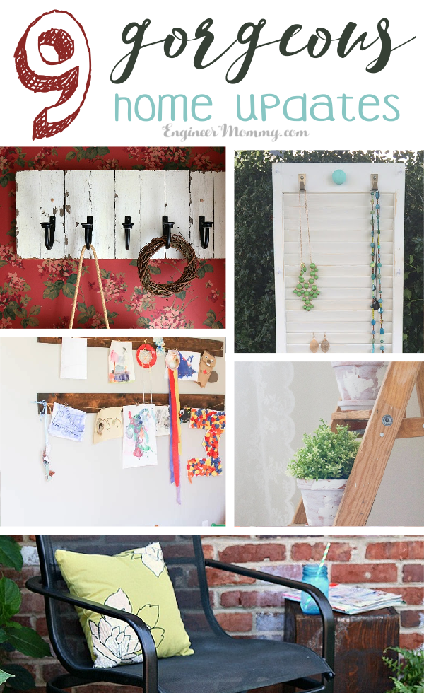 9 Gorgeous Home Updates
