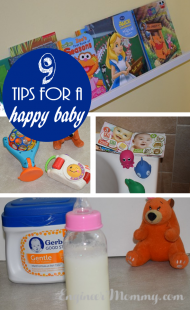 9 Tips for a Happy Baby