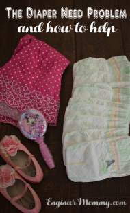 The Diaper Need Problem & How You Can Help