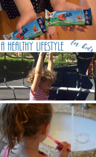 A Healthy Lifestyle for Kids: Instilling Positive Habits