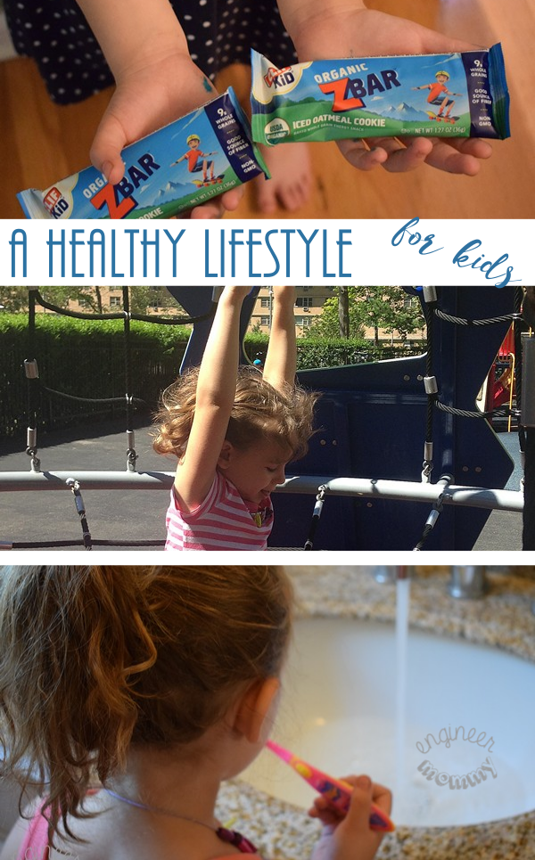 A Healthy Lifestyle for Kids