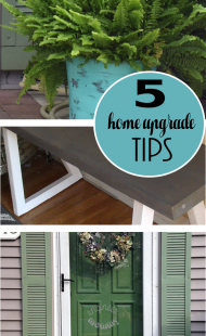 5 Home Upgrade Tips