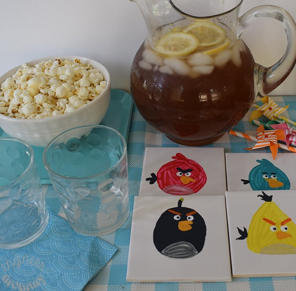 Angry Birds Family Movie Night
