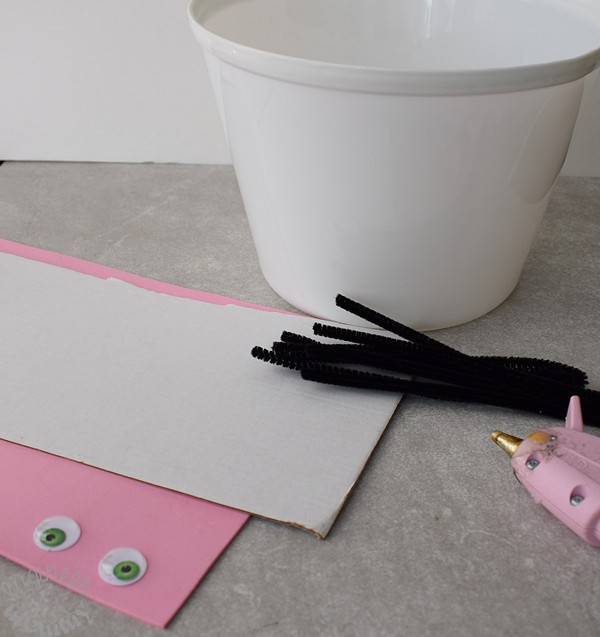 Cat BOO Kit for Halloween