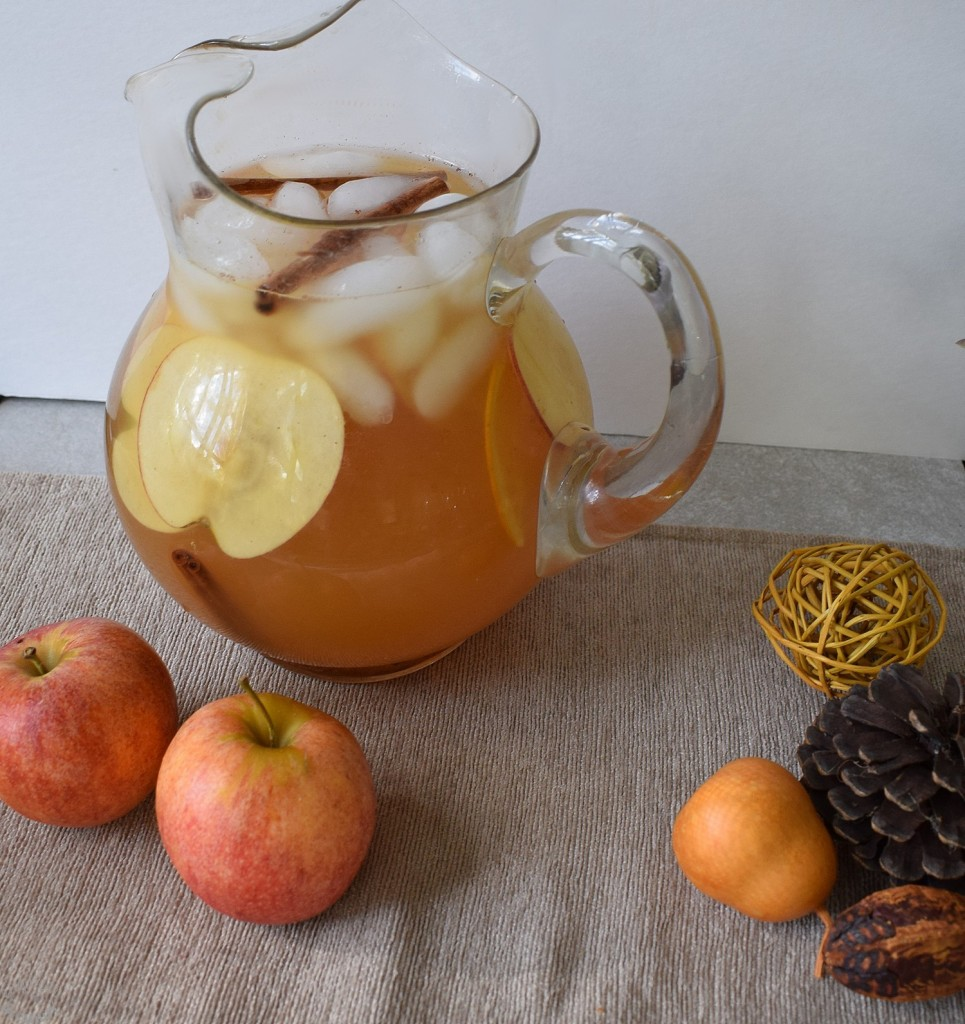 Autumn Sangria Recipe