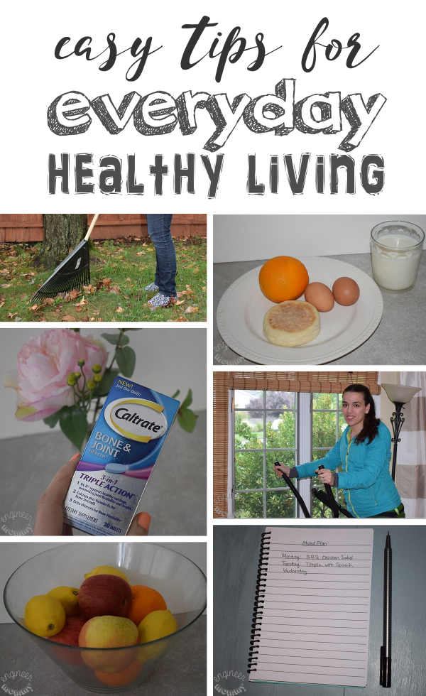 Easy Tips for Everyday Healthy Living