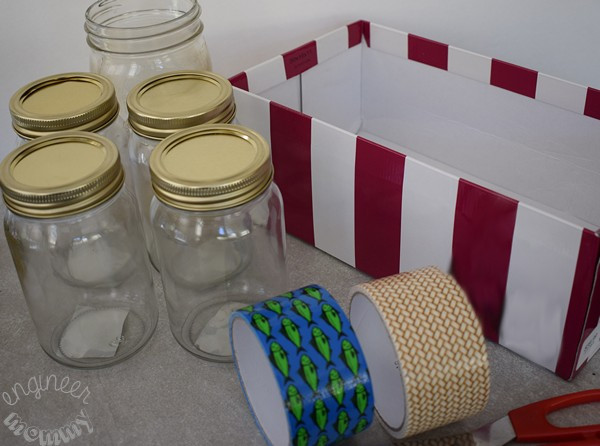 DIY Organization Caddy