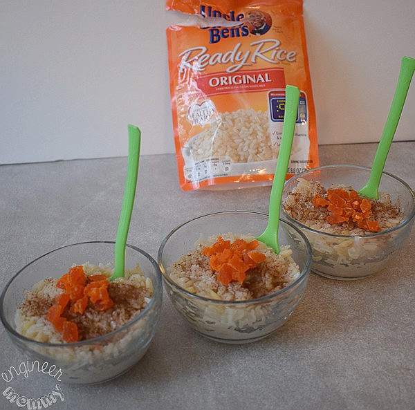 Coconut Almond Rice Pudding