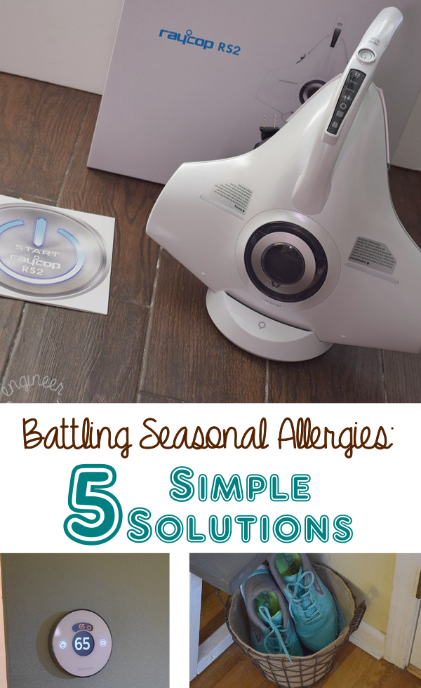 Battling Seasonal Allergies: 5 Simple Solutions