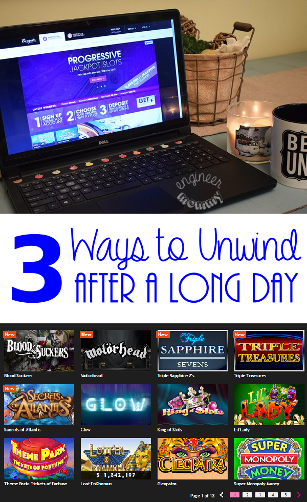 3 Ways to Unwind after a Long Day
