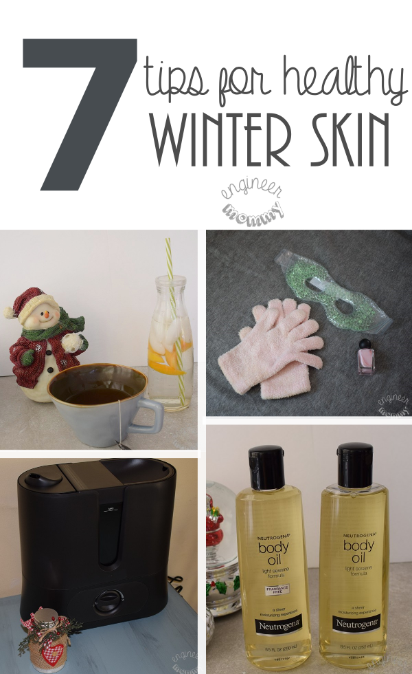 7 Tips for Healthy Winter Skin
