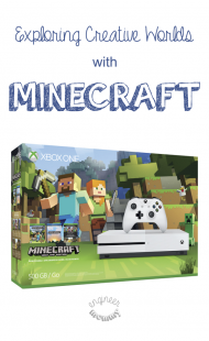 Exploring Creative Worlds with Minecraft