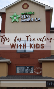 Tips for Traveling with Kids & Our Trip to Princeton