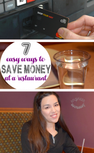 7 Brilliant Ways to Save Money at a Restaurant