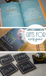 Uncommon Gifts for Everyone in your Life