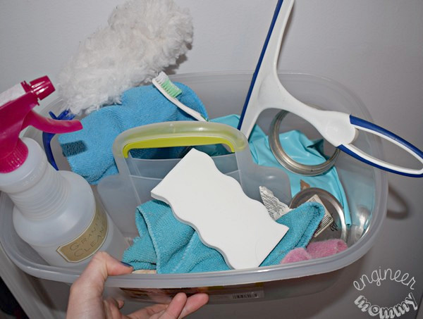 10 Brilliant Spring Cleaning Tips