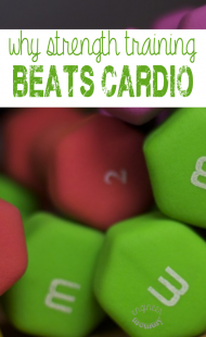 Why Strength Training Beats Cardio for Overall Fitness