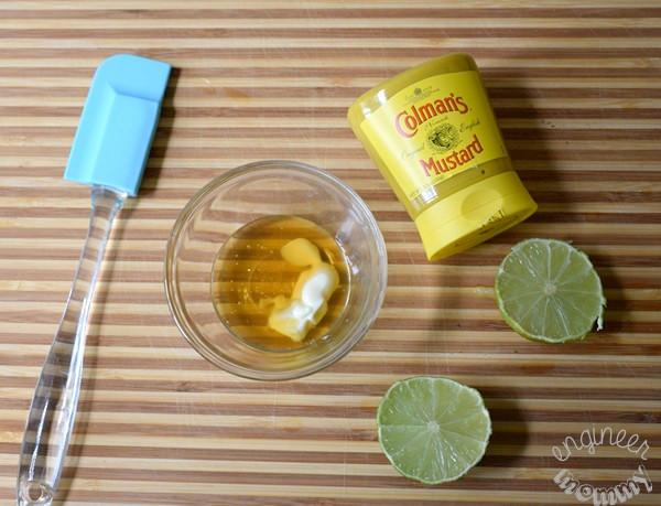 Chicken Fingers w/ Spicy Honey Mustard Dip