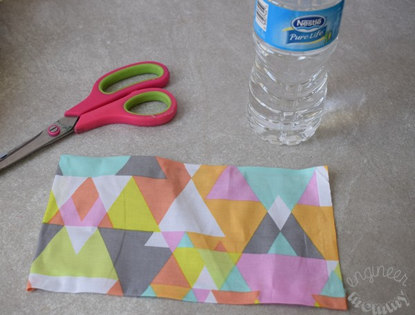 DIY No-Sew Water Bottle Holder