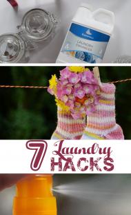 7 Smart Laundry Hacks