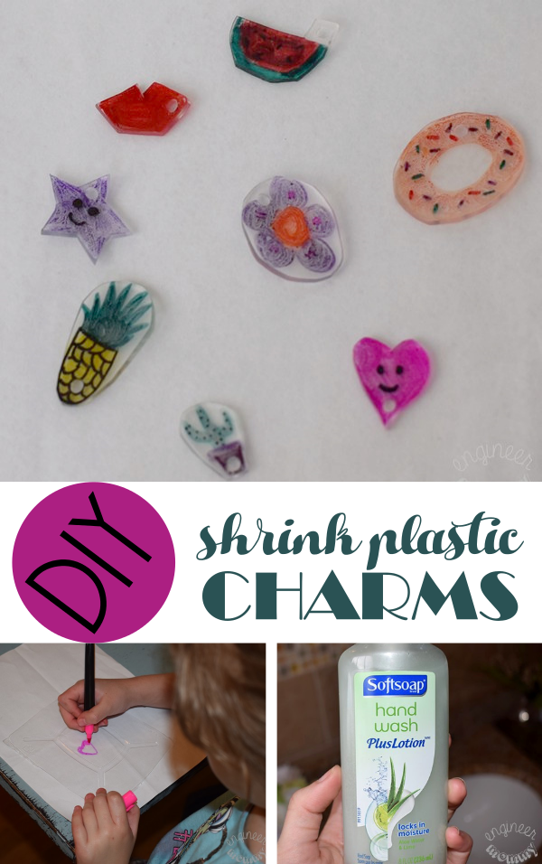DIY Shrink Plastic Charms
