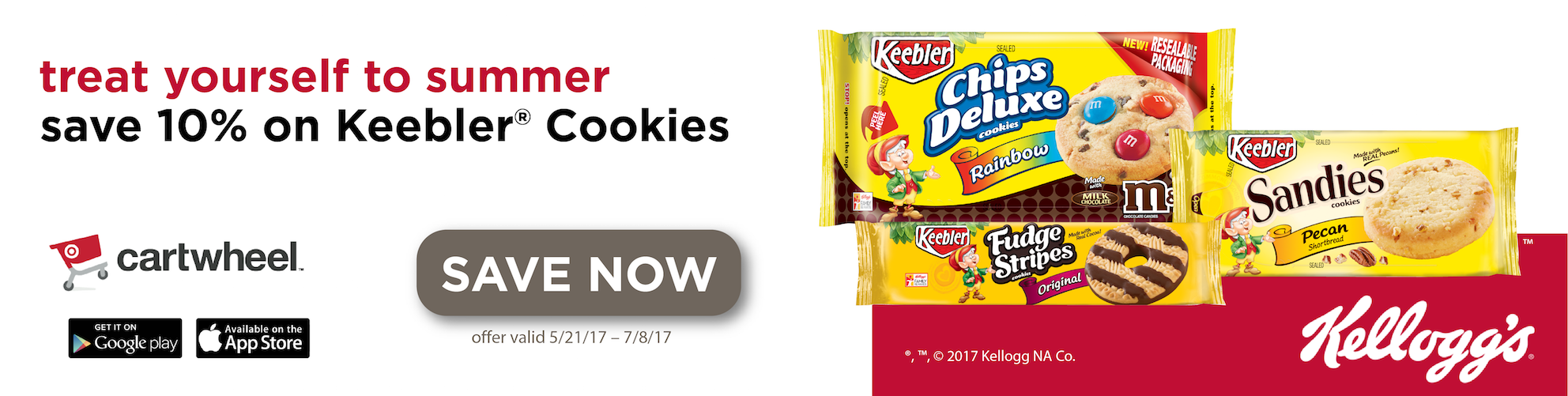 Final Kellogg Summer Treat Making at Target-April 2017_Cookies Cartwheel
