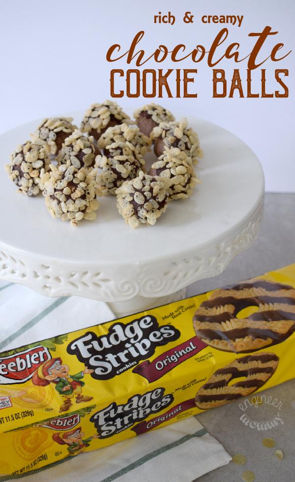 Chocolate Cookie Balls